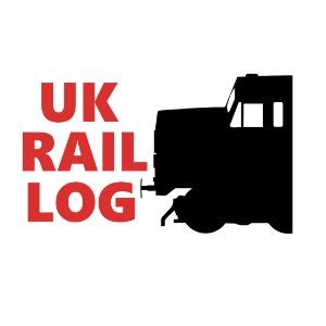 UK Rail Log