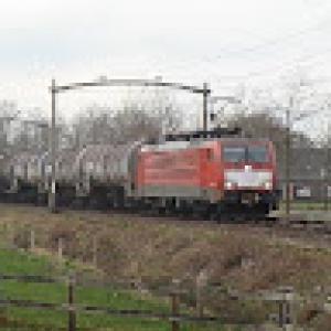 Joeri de trein spotter