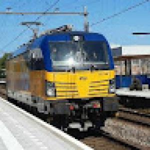 treinspotter Alkmaar