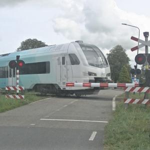 Dutch Railroad Crossings