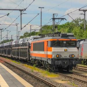 Een Rail Spotter